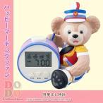 ダッフィー 目覚まし時計 ハッピーマーチングファン 東京ディズニーリゾート35周年 東京ディズニーシ− 限定