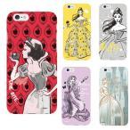 iPhon6plus/6s plus 正規品 ディズニー 姫プリンセス柄ケースカバー/アイフォン6sプラス disney iphone6sプラスバンバーケースジャケット