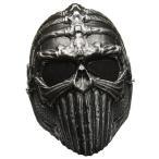 サバイバルゲーム サバゲー スカル マスク フェイスガード 装備