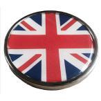 BMW MINI ミニクーパー メタル グリルバッジ エンブレム イギリス 国旗 ユニオンジャック