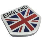 BMW MINI ミニ クーパー イギリス UK 国旗 ユニオンジャック 金属製 フロント グリルバッジ デコレーション エンブレム