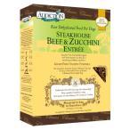 アディクション ステーキハウスビーフ&ズッキーニエントリー低温乾燥グレインフリードッグフード(ビーフ/ズッキーニ) 113g x 12袋