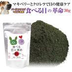 犬 猫用 目・白内障のケア サプリ(食べる 目薬 革命 3