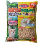 シーズイシハラ クリーンミュウ 国産天然ひのきのチップ 小粒タイプ 4L 【猫砂】