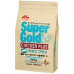 スーパーゴールド チキンプラス 体重調整用 2.4kg