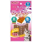 ペティオ Kirei Cat にゃぶらし コラーゲンソフトガム ササミ 20g