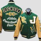 """ホワイツビル Whitesville ジャケット JACKET スタジャン メンズ スタジアム・ジャケット """"Award Jacket Full Decoration"""""""
