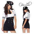 警察官コスチュームセクシーコスプレ衣装ハロウィン仮装レディースポリス制服パイロット