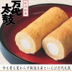 ショッピング新潟 大阪屋 焼き菓子 新潟銘菓 万代太鼓 18個入