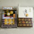 信州長野県のお土産 お菓子 和菓子 栗のふく福餅12個入