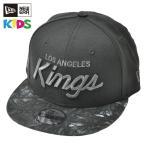 [送料無料] NEW ERA ニューエラ キッズ Kids 9FIFTY DarkNightTree ロサンゼルス・キングス ダークナイトツリー×メタリックブラックパール [11322218] キャップ
