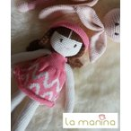ラ・マニナ・ドールズ La Manina Dolls Sassy Sophia 人形 ぬいぐるみ おもちゃ ベビー