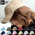 NEW ERA 9TWENTY クロスストラップ ウォッシュドコットン ベーシック 12カラー メンズ 帽子 刺繍 定番 ローキャップ 送料無料