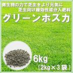肥料 グリーンホスカ 6kg(2kg×3袋)