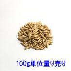 種子えん麦(オーツヘイ)殻つき100g
