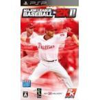 MLB 2K11 〔 PSP ソフト 〕《 中古 ゲーム 》