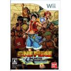 ワンピース アンリミテッドアドベンチャー Wii 〔 Wii ソフト 〕《 中古 ゲーム 》