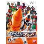 仮面ライダー クライマックスヒーローズ フォーゼ Wii ソフト RVL-P-S7CJ / 中古 ゲーム
