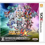 スーパーロボット大戦UX 通常版 3DS ソフト CTR-P-AS6J / 中古 ゲーム