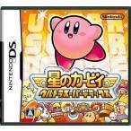 星のカービィ ウルトラスーパーデラックス DS ソフト NTR-P-YKWJ / 中古 ゲーム