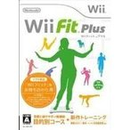 Wii Fit Plus ウィーフィット プラス ソフト単品 〔 Wii ソフト 〕《 中古 ゲーム 》