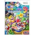 マリオパーティ9 〔 Wii ソフト 〕《 中古 ゲーム 》