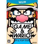 ゲーム&ワリオ WiiU ソフト WUP-P-ASAJ / 中古 ゲーム