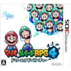 マリオ&ルイージRPG4 ドリームアドベンチャー 〔 3DS ソフト 〕《 中古 ゲーム 》