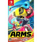 ARMS ニンテンドースイッチ ソフト HAC-P-AABQA / 中古 ゲーム