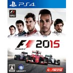 F1 2015 〔 PS4 ソフト 〕《 中古 ゲーム 》