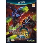 モンスターハンター3G HD WiiU ソフト WUP-P-AHDJ / 中古 ゲーム