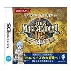 ショッピングマジックアカデミー クイズマジックアカデミー 二つの時空石 DS ソフト NTR-P-BQ2J / 中古 ゲーム