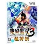 戦国無双3 猛将伝 Wii ソフト RVL-P-S5QJ / 中古 ゲーム