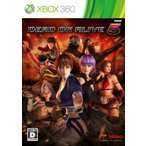 DEAD OR ALIVE 5  通常版  - Xbox360