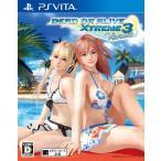 DEAD OR ALIVE Xtreme3 Venus 通常版 PSVita ソフト PLJM-80136 / 中古 ゲーム