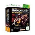 BandFuse: Rock Legends (バンドフューズ ロックレジェンド) 〔 XBox360 ソフト 〕《 中古 ゲーム 》