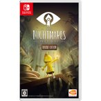 LITTLE NIGHTMARES リトルナイトメア Deluxe Edition ニンテンドースイッチ ソフト HAC-P-AEB8A / 新品 ゲーム