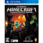 マインクラフト PlayStation Vita Edition PSVita ソフト VCJS-10010 / 新品 ゲーム