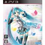 初音ミク Project DIVA F 2nd 〔 PS3 ソフト 〕《 新品 ゲーム 》