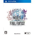 ワールド オブ ファイナルファンタジー PSVita ソフト VLJM-35293 / 新品 ゲーム