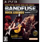 BandFuse: Rock Legends 〔 PS3 ソフト 〕《 中古 ゲーム 》