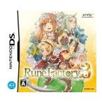 ルーンファクトリー3 〔 DS ソフト 〕《 中古 ゲーム 》