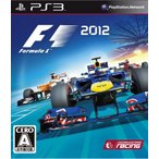 F1 2012 〔 PS3 ソフト 〕《 中古 ゲーム 》