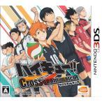 ハイキュー Cross team match 通常版 3DS ソフト CTR-P-BHTJ / 中古 ゲーム