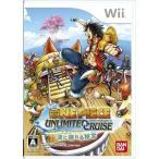 ワンピース アンリミテッドクルーズ エピソード1 波に揺れる秘法 Wii ソフト RVL-P-ROUJ / 中古 ゲーム