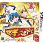 マギ はじまりの迷宮 3DS ソフト CTR-P-ALMJ / 中古 ゲーム