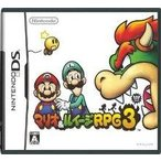 マリオ&ルイージRPG3!!! 〔 DS ソフト 〕《 中古 ゲーム 》