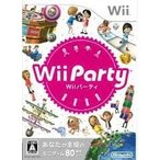 Wii Party ウィーパーティー ソフト単品 〔 Wii ソフト 〕《 中古 ゲーム 》