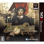 ZERO ESCAPE 刻のジレンマ 3DS ソフト CTR-P-BZGJ / 中古 ゲーム