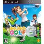 みんなのGOLF 6 〔 PS3 ソフト 〕《 中古 ゲーム 》